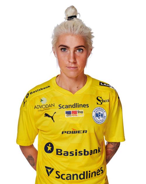 """Kristina """"Mulle"""" Kristiansen"""